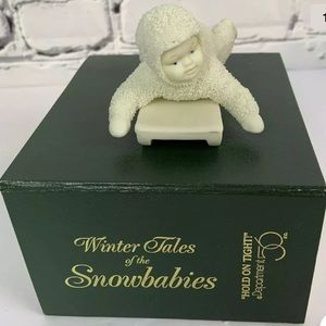 Department 56 Snowbabies Retired Collectable 79561